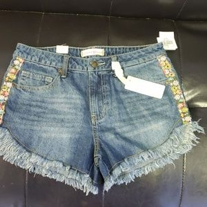 Altar'd State Jean shorts size 27